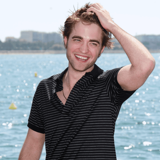 Robert Pattinson With His Hand in His Hair | Pictures