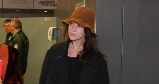 Charlotte Gainsbourg Wore a Bucket Hat
