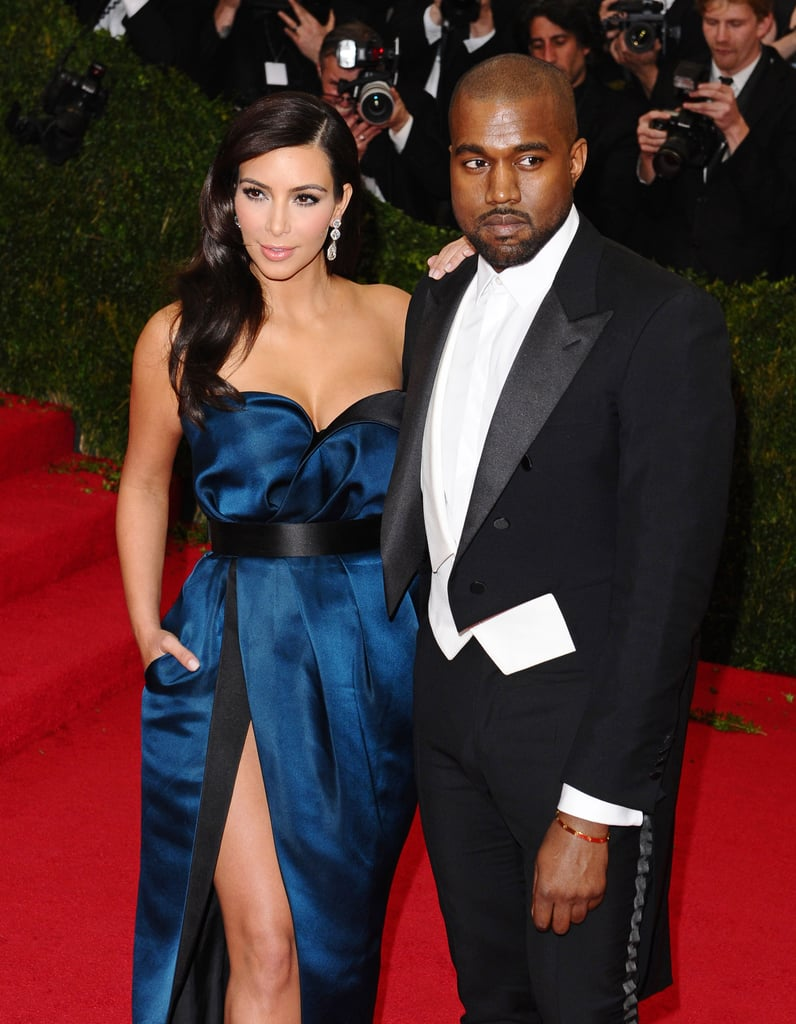 Kanye on Taking Advice From Kim: Too Cute or Too Much?