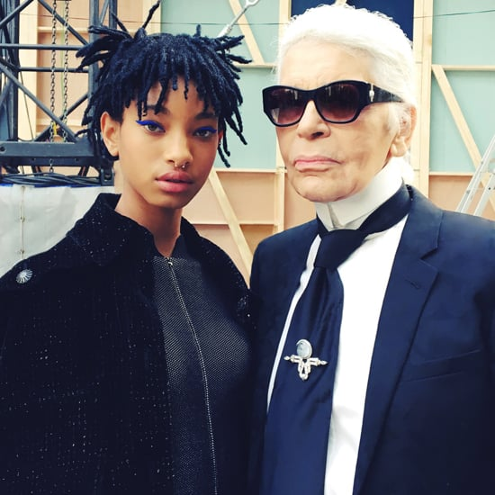 Willow Smith Chanel Ambassador 2016