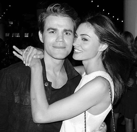 14 Times Paul Wesley and Phoebe Tonkin Were Too Cute For Instagram
