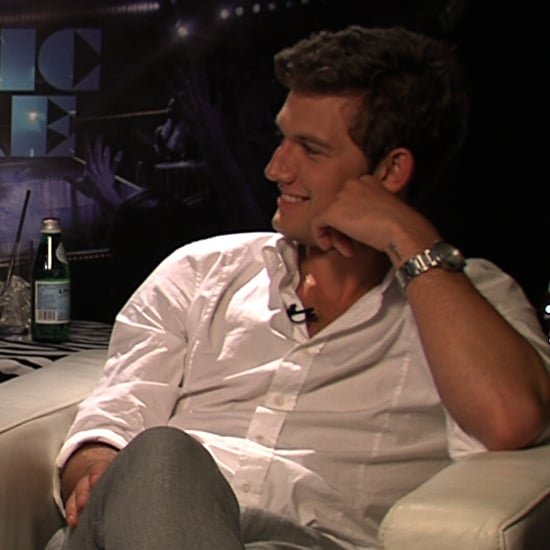 Magic Mike Interview With Alex Pettyfer (Video)
