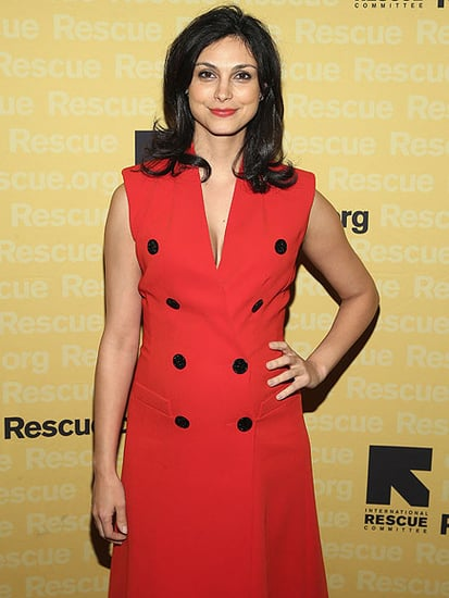 Morena Baccarin Says Her Pregnancy Is Too High-Risk for Divorce Deposition