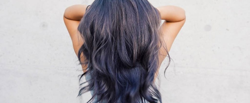 Smoky Lilac Is the Glam-Grunge Hair Colour You Should Try