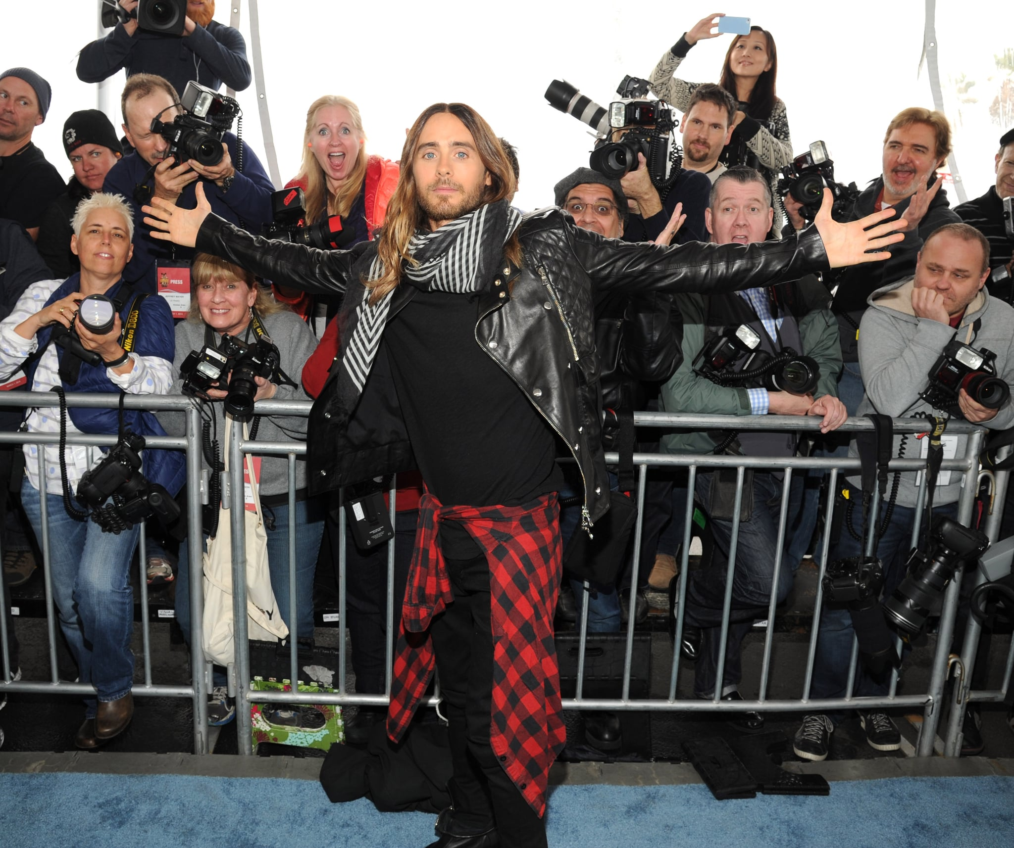 Nobody's Having as Much Fun as Jared Leto