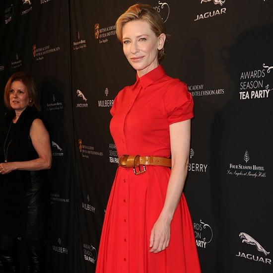 Cate Blanchett on Blue Jasmine   Video