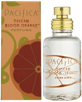Enter to Win Pacifica Tuscan Blood Orange Spray Perfume