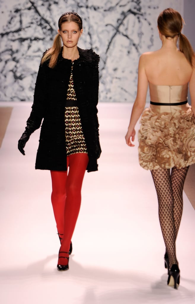 New York Fashion Week: Milly Fall 2010