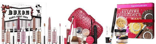 Win Bare Escentuals Happiness Collection, Radiance Rocks, Buxom Babes About Town, and Extreme Glimmers From Sephora!