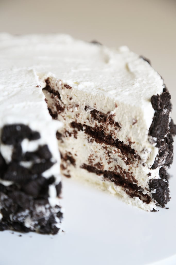 No-Bake Icebox Cake