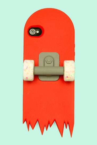 Red Skate Deck iPhone Case ($45)