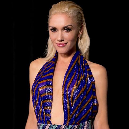Gwen Stefani Talks About Her Divorce November 2015