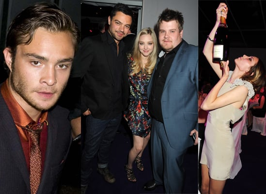 Photos From Ceremony And Afterparty Of 2009 Glamour Women Of The Year Awards, James Corden, Jack Black, Alexa Chung, Ed Westwick