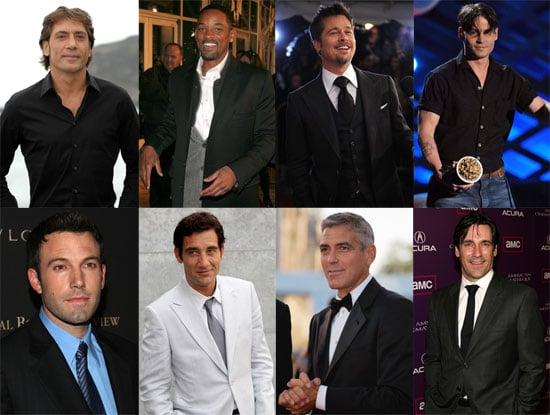 Who Is the Sexiest Man of 2008?