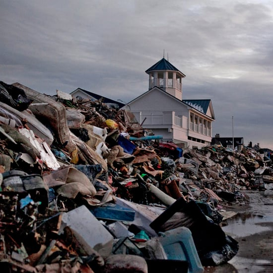 Before-and-After Pictures From Hurricane Sandy