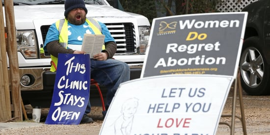 We Need To Talk About The Invisible Cost Of Abortion Clinic Violence