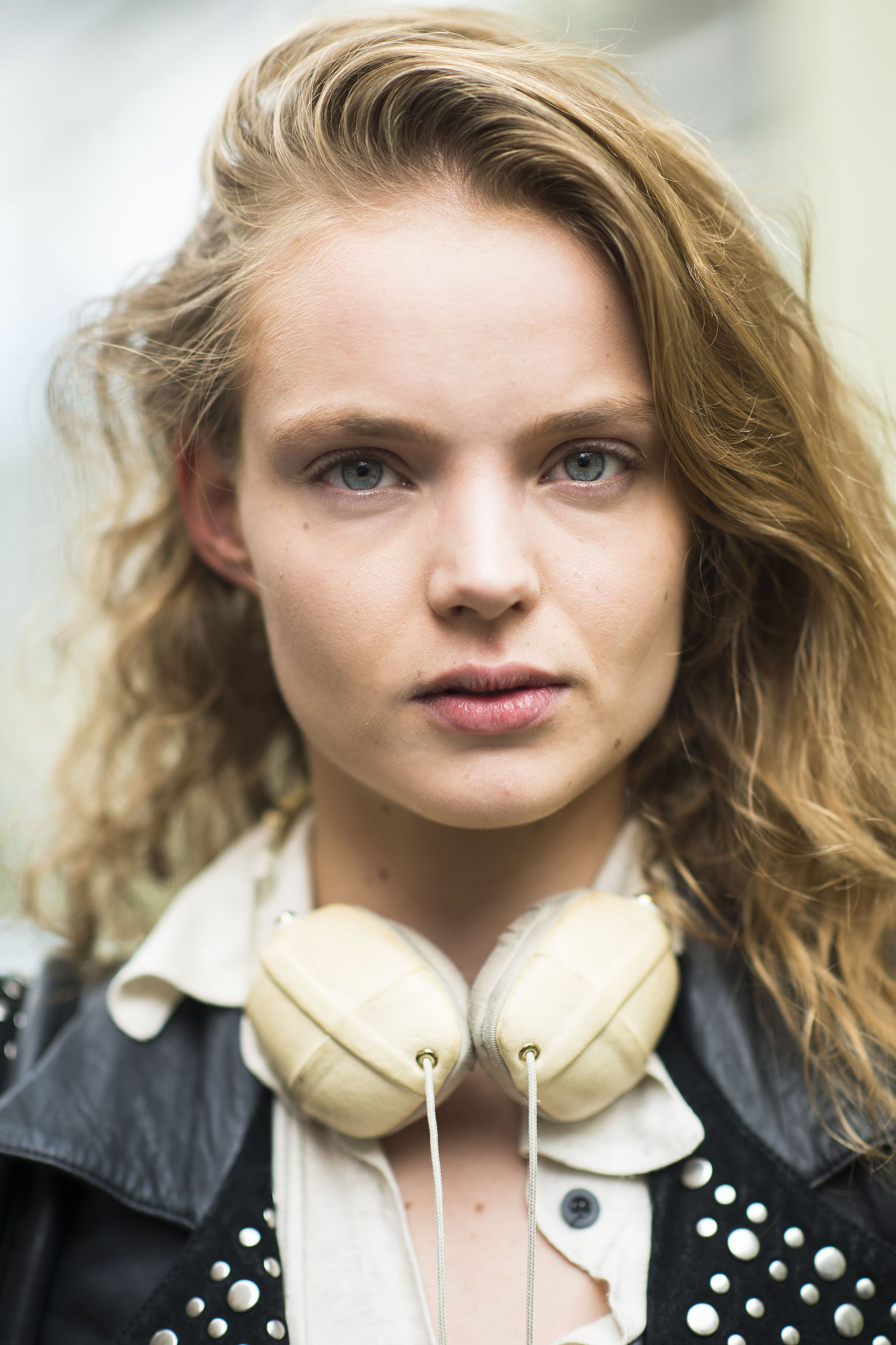 This girl's kinky, coiled curls are a beyond beautiful. Source: Le 21ème   Adam Katz Sinding