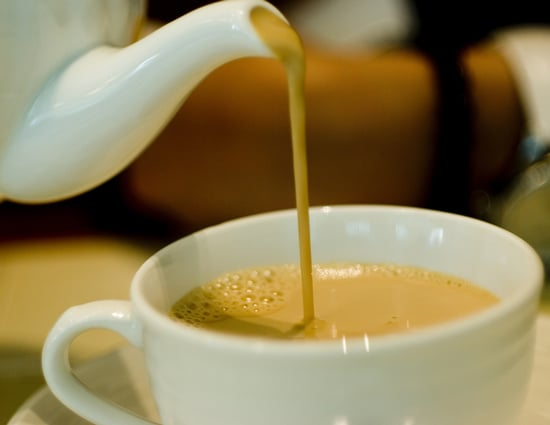 Don't: Add Milk to Your Tea