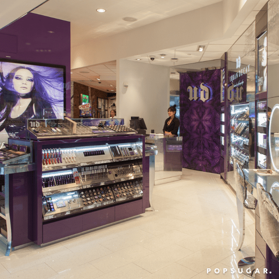 Urban Decay Store in Denver International Airport
