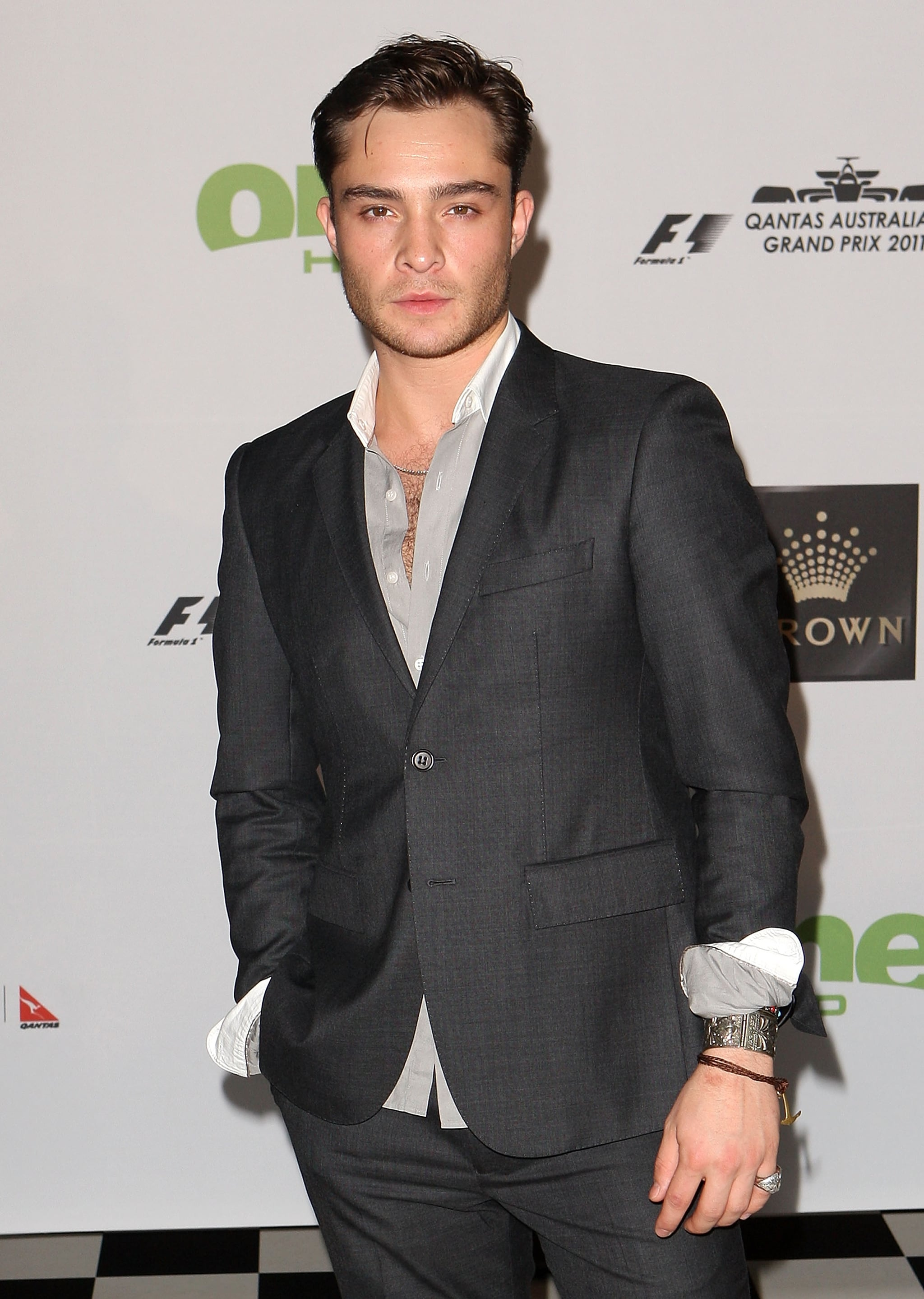 Ed westwick dating in Melbourne