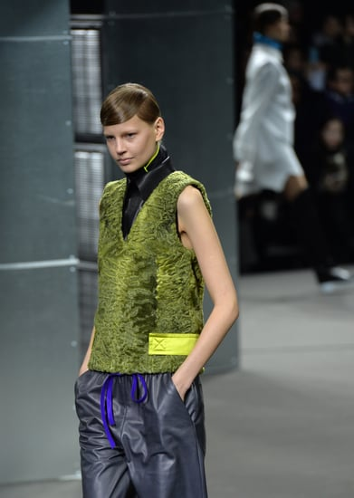 Did Miley Cyrus's Bleached Eyebrows Inspire Alexander Wang?