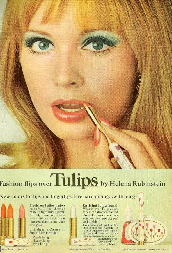 Mademoiselle, January 1966