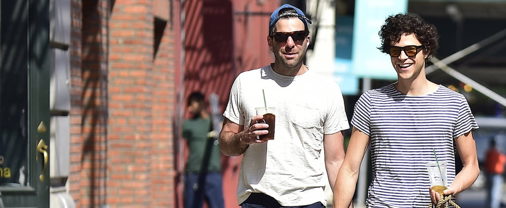 Zachary Quinto and His Boyfriend May Be Living a Real-Life Romantic Comedy