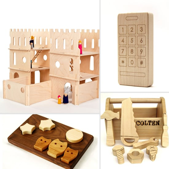 Etsy Finds: Handmade Wooden Toys For Tots