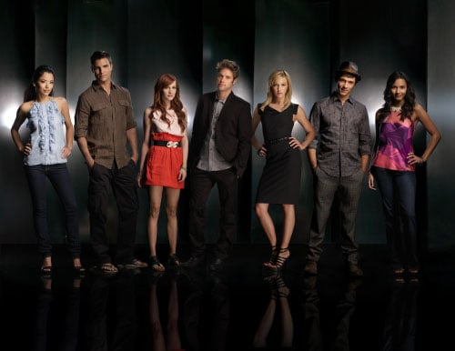 Extended Preview Video For Melrose Place on the CW With Ashlee Simpson, Katie Cassidy, Michael Rady