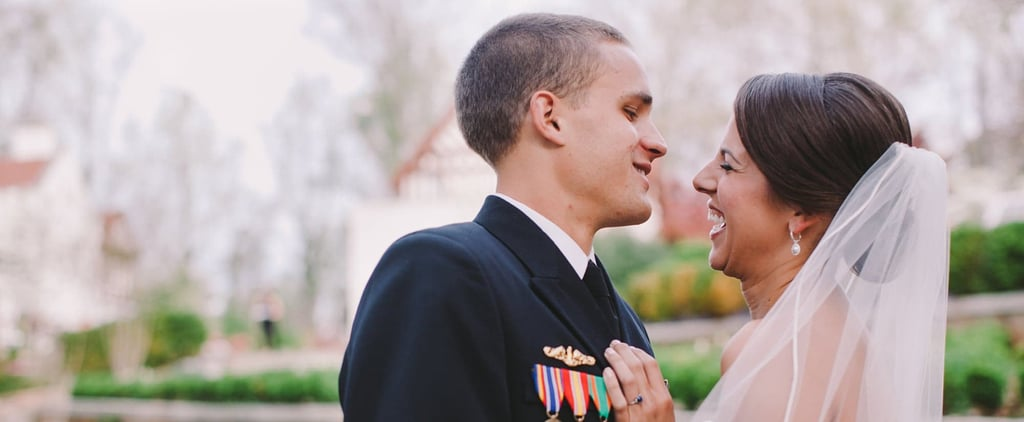 Everyone Looks SO Happy at This Military Wedding in Georgia