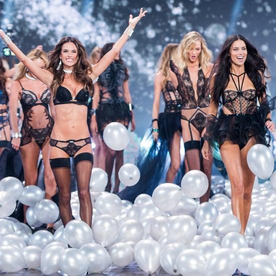 Behati Prinsloo Interview For Victoria's Secret Fashion Show