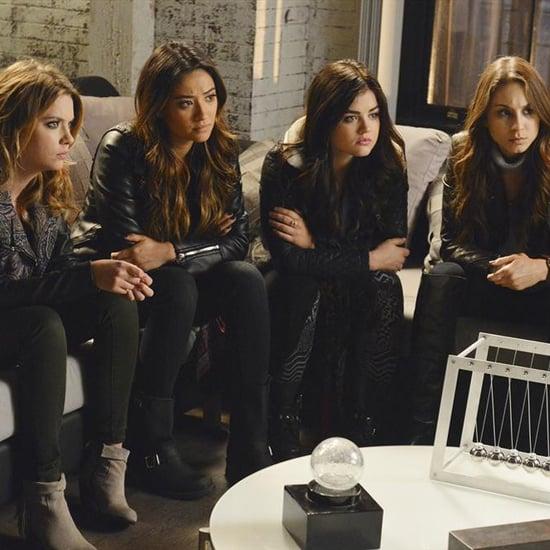 Pretty Little Liars Season 4 Finale Recap
