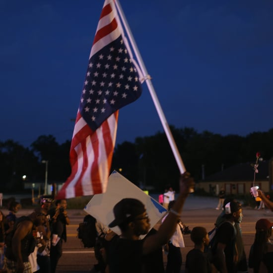 Pictures of Protests in Ferguson, MO