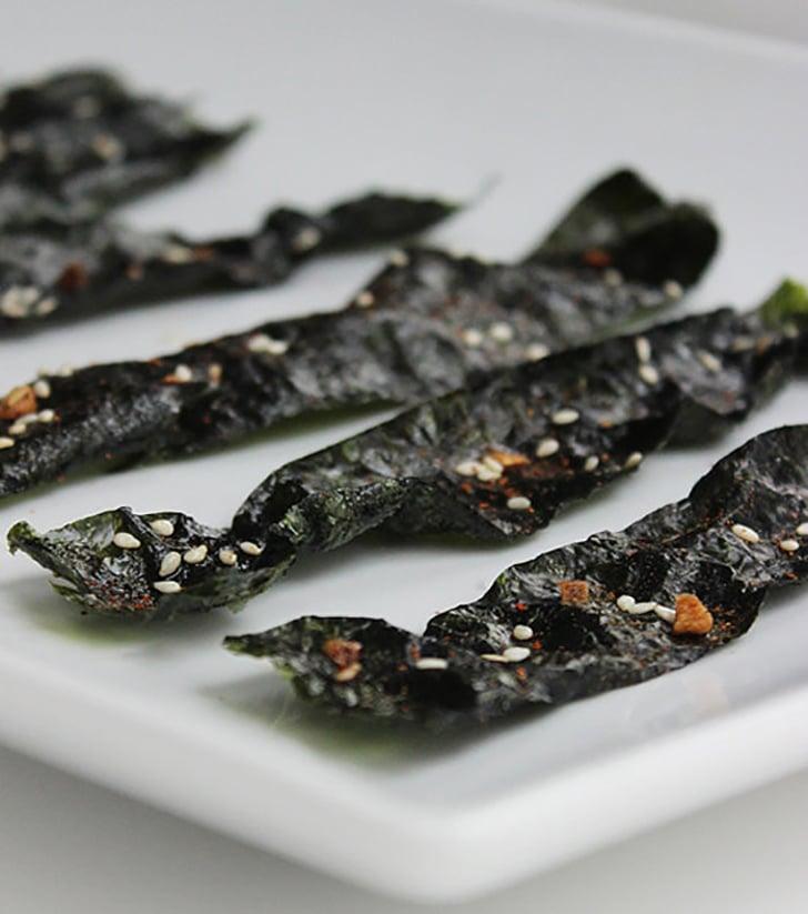 Snack: Seaweed Chips