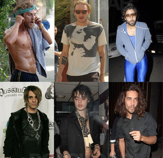 Which Guy Has the Worst Hygiene of 2007?