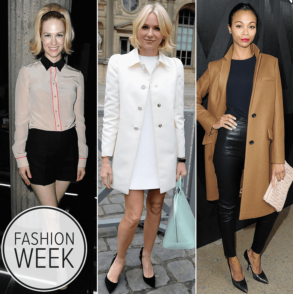 The front rows at Paris Fashion Week are always packed with the chicest looks — and most famous faces of the season.