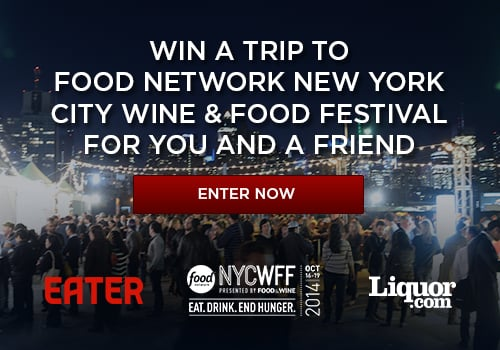 Win a Trip to NYCWFF for You and a Friend