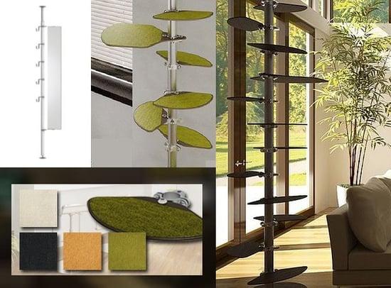 Ikea Plus Custom Design Equals This Cat Tower