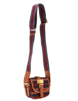 Marc by Marc Jacobs Saddlery Striped Perfect ($179, originally $258)