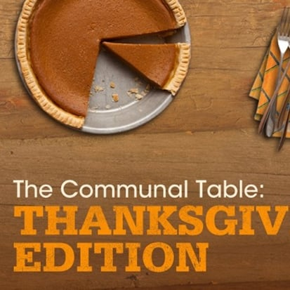 Food Network Virtual Thanksgiving Feast