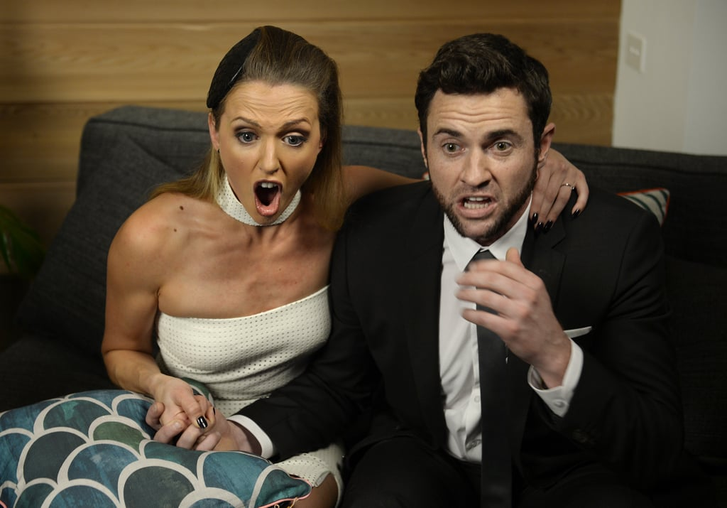 """Source: Channel Nine PS: You must feel so proud that you've created something that's worth $2.47 millon, right?  Chantelle: Steve has the biggest smile on his face right now! Steve: We are proud, it's not something we've been focusing on in any regard, trying to be proud, but we are now. We've gotten to the end! We are really proud of creating something that we think is a home someone will love. We're so proud that somebody does love it, that we've created something that, for our first attempting at building and creating anything ever together, we've done something amazing. PS: Were the other teams genuinely happy for your win, or is there any kind of underlying competition?  Chantelle: Everyone is blown away, everyone is so happy for each other! When the boys went up first, look at the look on all of our faces! We were all ecstatic! And then Kyal and Kara backed it up and by that stage I started to cry because I was just happy for them. And everyone else was the same. The twins [Alisa and Lysandra] weren't confident at that point, they were saying, """"Nup, we're not even going to sell,"""" and we were saying, """"Girls, anything can happen, you have to stay positive."""" And then what do you know, we all came away winners and we're all so excited for each other."""
