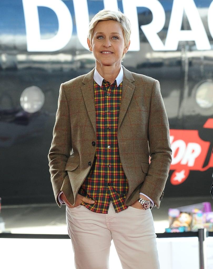 Ellen DeGeneres, 57