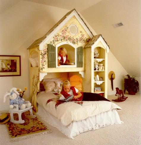 Goldilocks Bunk Bed