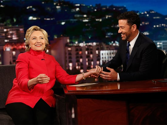 No Joke: There's One Shocking Trump Quote Clinton Refused to Read Aloud on Jimmy Kimmel Live!