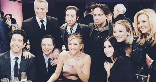 This Is The One Where The 'Friends' Cast Finally Reunited