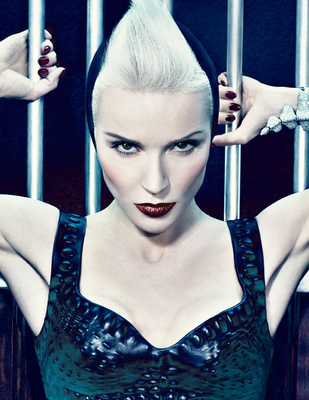 Daphne Guinness on Her References