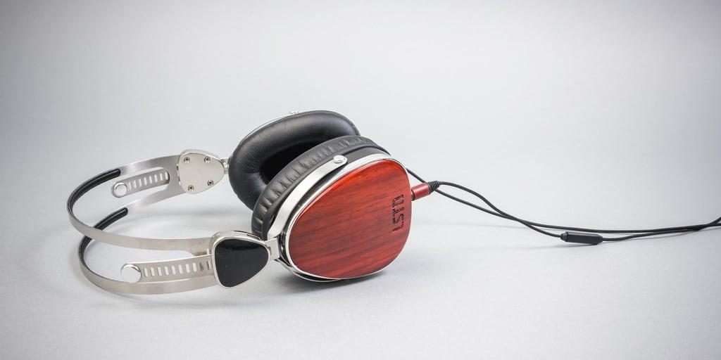 LSTN Cherry Wood Headphones