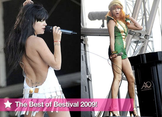 Photos From 2009 Bestival Including Lily Allen, Florence and the Machine, Mika, Bat For Lashes, MGMT and more