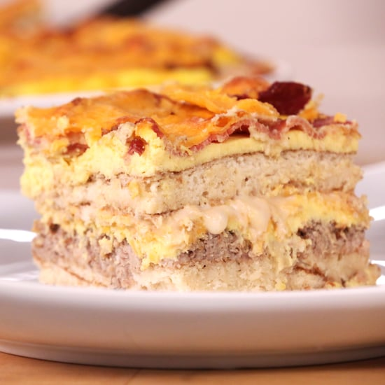 Pancake Lasagna With Chef Eric Greenspan
