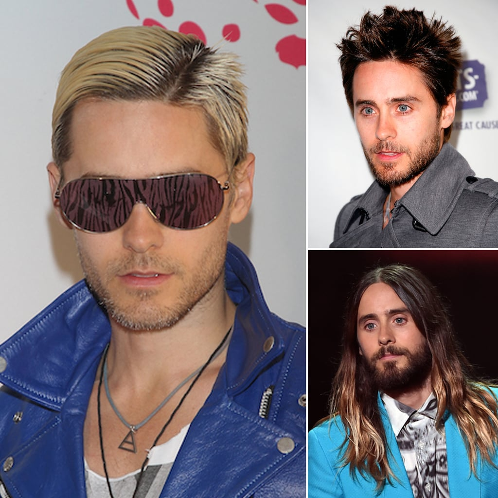 Does Jared look better with blond, brunet, or ombré tresses?